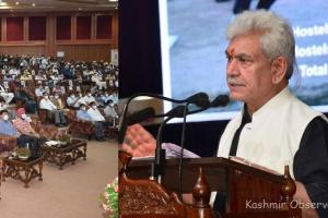 Govt Working On Safeguarding Rights Of People: LG
