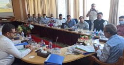 Kashmir Inc Holds Interaction With I&C Minister