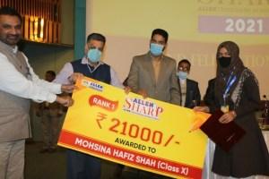 Allen Srinagar Felicitates Kashmir's Top Rankers