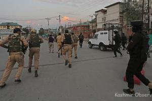 Shootouts In Srinagar, 2 Civilians Killed