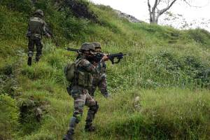 Firing Resumes In Poonch Forest, Search Operation Enters 15th Day