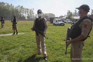 Srinagar In Shock After Two Teachers Shot Dead