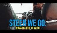 Steer We Go : Woman Behind The Wheel