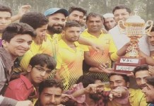 Pulwama Hunters emerge champions in Valley Super League