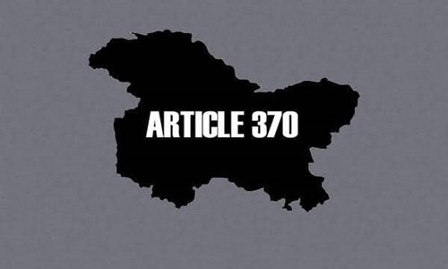 SC to decide on Monday if Article 370 pleas should be referred to a larger bench