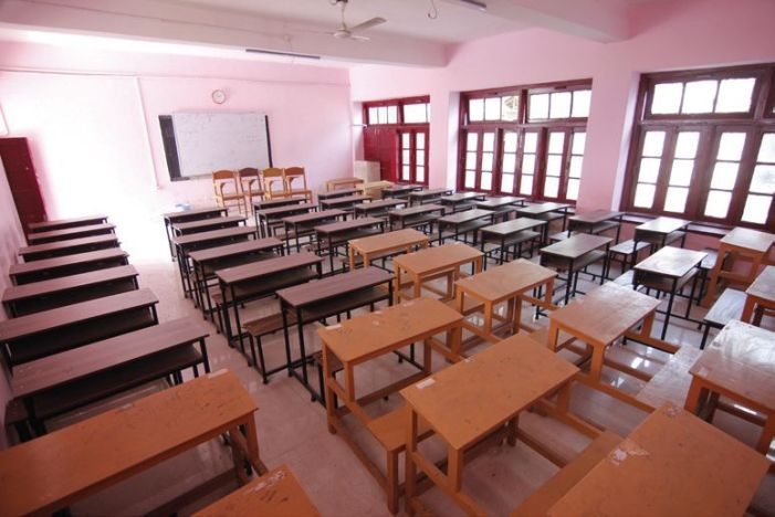 Classwork shut, DPS Baramulla comes up with home based examination