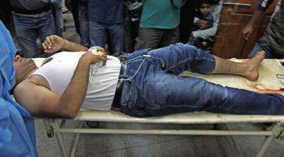 8 injured in grenade attack in Srinagar