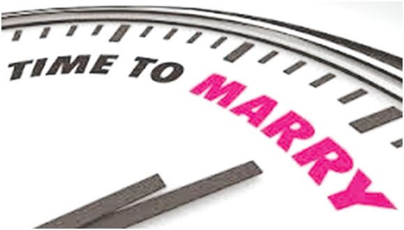 Late Marriages: A Serious Social Issue