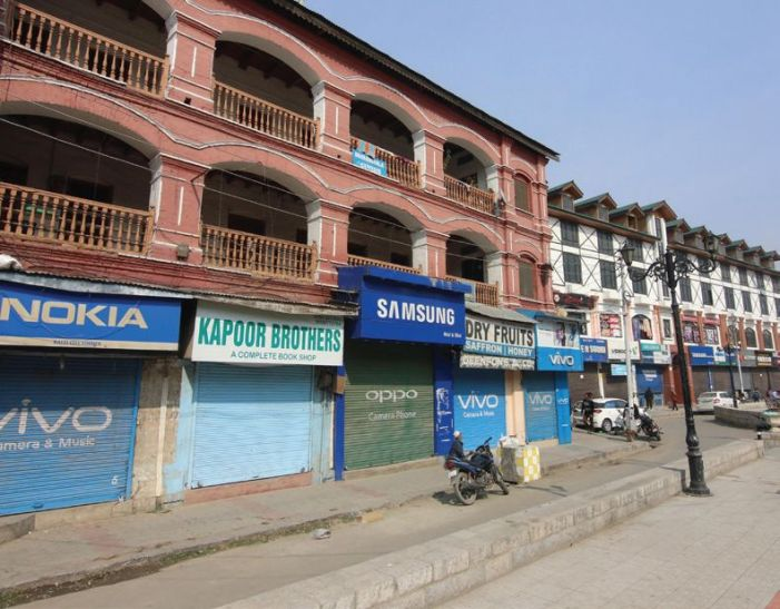 Day 87: Shutdown continues in Kashmir