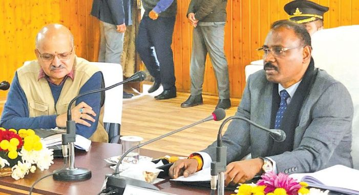 LG visits Baramulla, Anantnag to review dev works