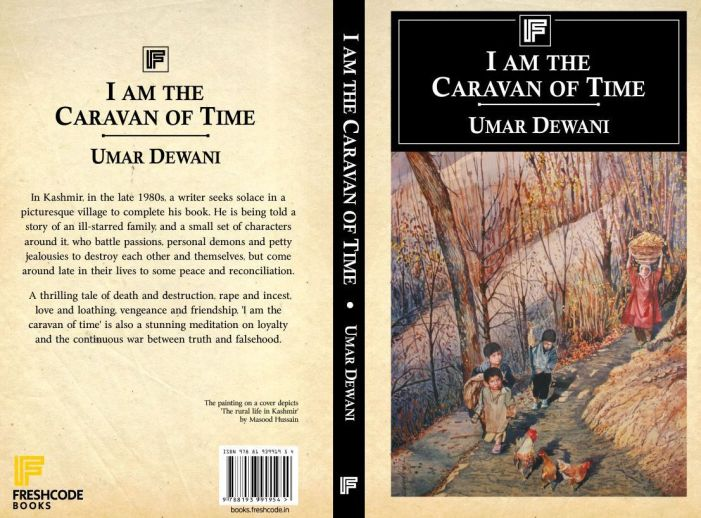 BOOK REVIEW: I am the caravan of time by Umar Dewani