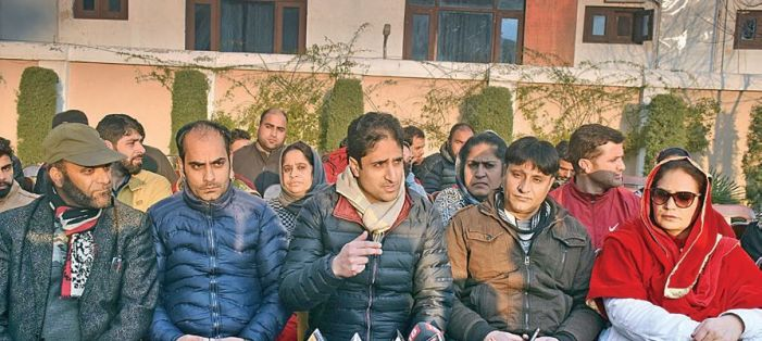 No-confidence motion, again, against Srinagar Mayor