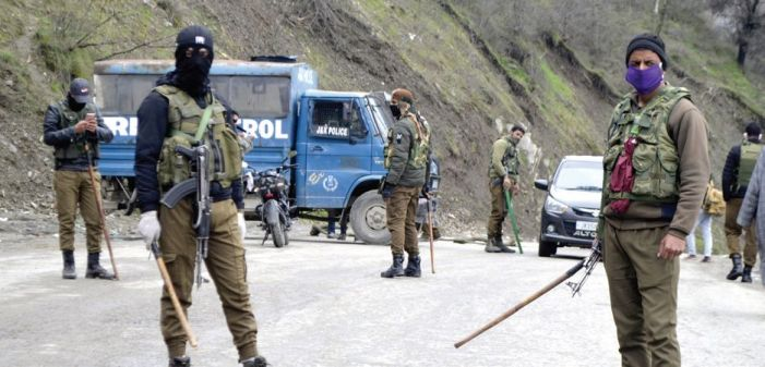 7 police units to be established in south Kashmir