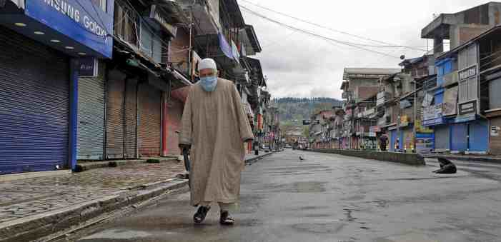 Lockdown in Baramulla for 5 days