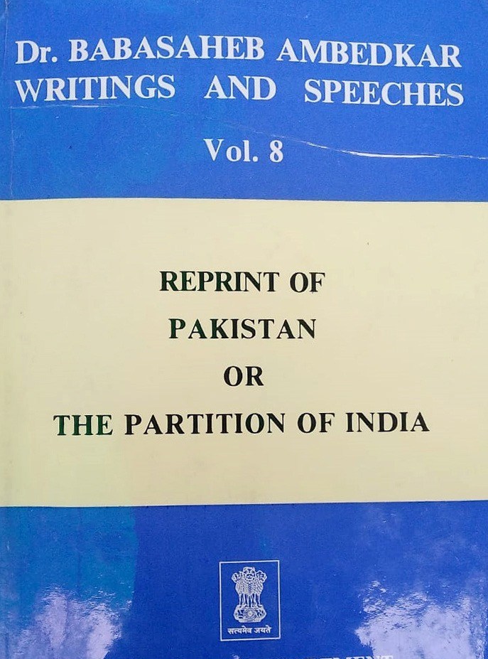 Ambedkar's Views on Partition and Pakistan