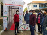 Fumigation tunnel installed at SDH Pampore