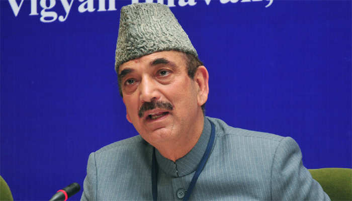 Proud to be Indian Muslim: Azad