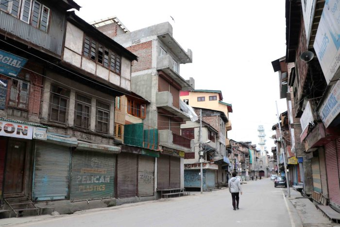 Strict lockdown in Anantnag after first COVID-19 patient detected in Kulgam