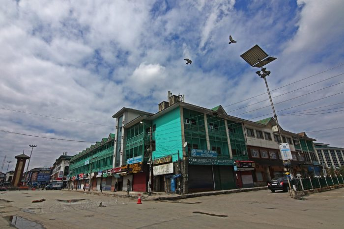 Restrictions intensified in Pulwama red zones, surveillance complete: DM