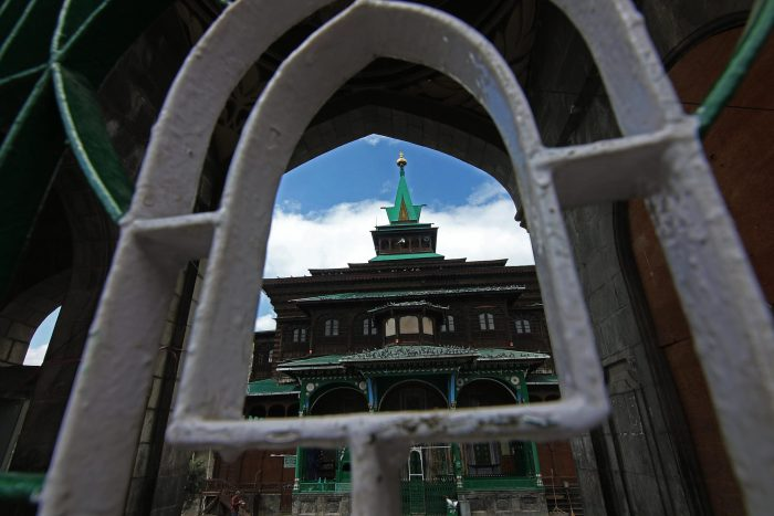 Old Srinagar shrines being restored under Smart City Mission