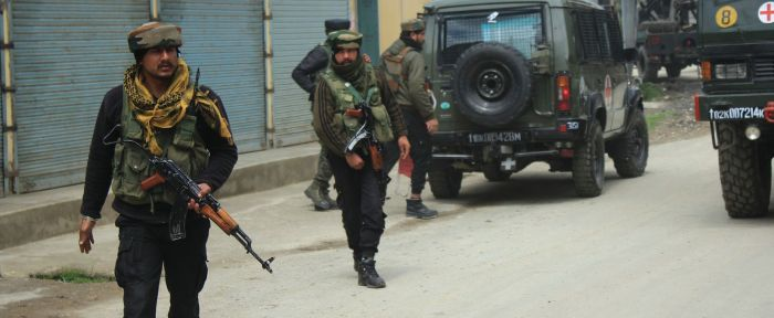 Militant killed in ongoing Baramulla gunfight: Police
