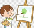 Painting competition to recognize Covid -19 frontline workers for children in Pulwama