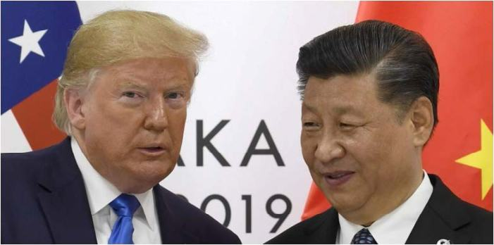 Trump rules out phase 2 trade deal with China