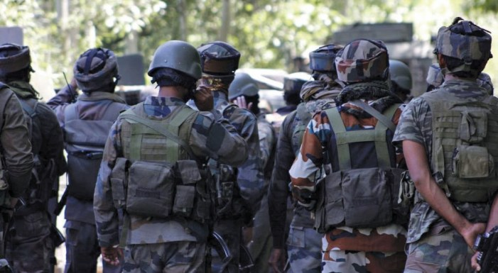 Gunfight erupts in Shopian, one militant killed