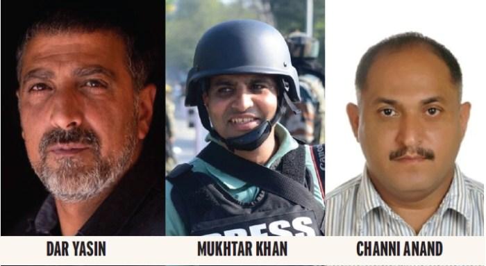 Kashmir basks in light of 3 cameras that have won the Pulitzer