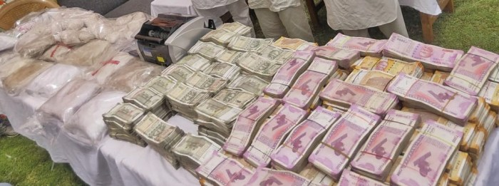 21 kg heroin, cash recovered from three LeT associates in Handwara: Police