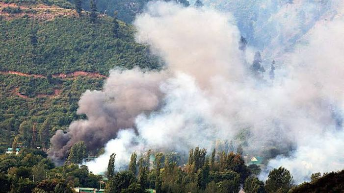 2 civilians injured in cross LoC firing in Uri