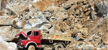 JCB driver, conductor buried to death at Pampore stone quarry