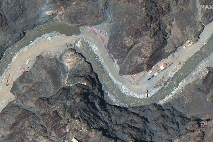 Tectonic fault line in Ladakh active: Study