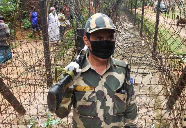 BSF says it has detected tunnel along IB in Jammu