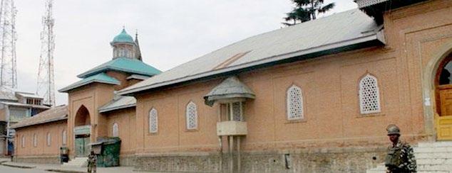 Shopian's people, administration together renovate Jamia Masjid