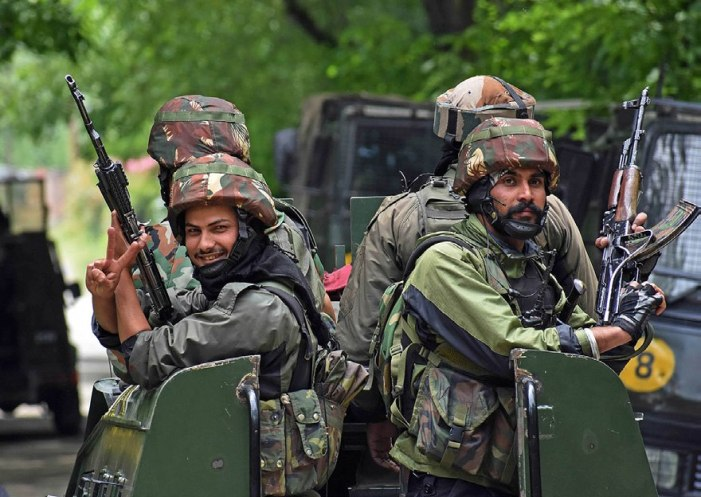 South Kashmir: Gunfight rages in Shopian