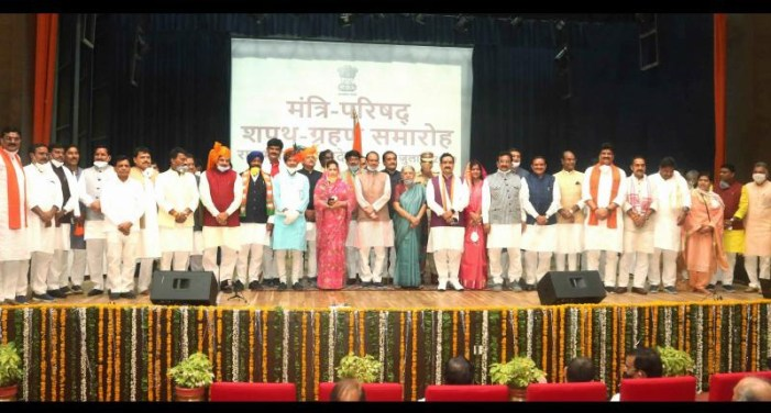 28 new ministers join Shivraj Chouhan cabinet; Scindia camp wins big