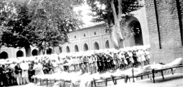 July 13, 1931: A History of Martyrs' Day