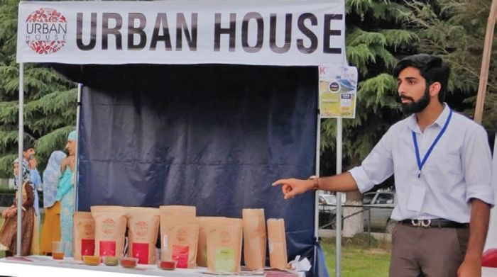 Kashmir has a new, and ambitious, merchant of spices