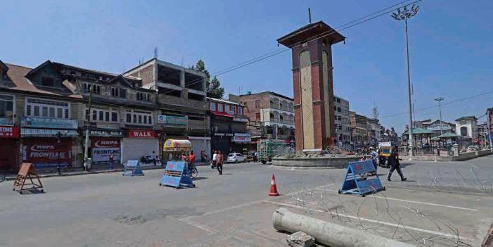 Shutdown marks 4th anniversary of Burhan Wani's killing