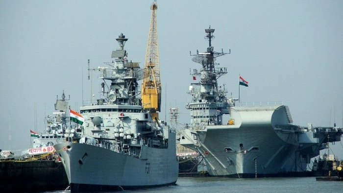 Indian Navy's message to Beijing following escalation of border tension 'registered' by China: Sources