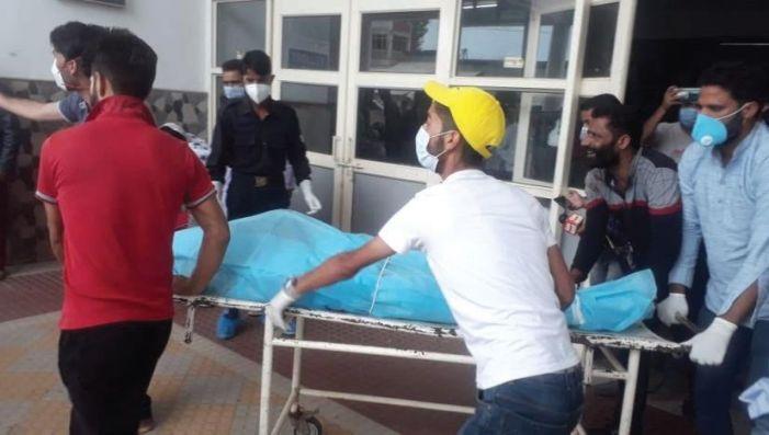 BJP Sarpanch killed in Anantnag