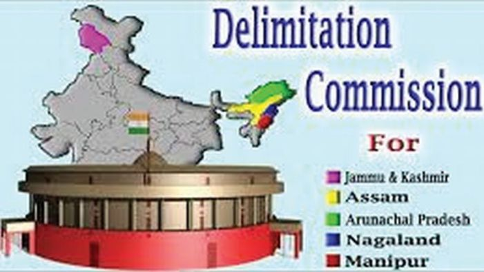 Delimitation panel to visit J&K after preparing broad framework to redraw constituencies