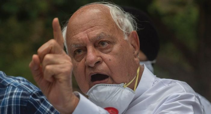 Forging alliance with rival parties in J&K DDC polls was a 'very tough decision', says Farooq Abdullah