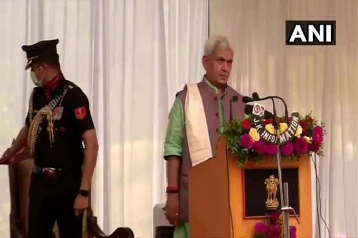 Need to instill confidence among people of J&K in democracy: New J&K LG, Manoj Sinha