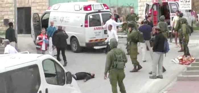 Palestinian Eyewitness Testimony of the Execution of Abdul Fattah al-Sharif by Israeli Soldier Elor Azaria