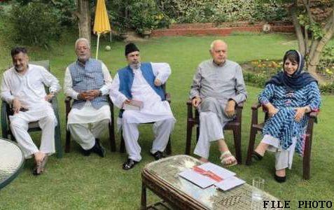 Kashmir's political parties stand by Gupkar Declaration for restoration of Article 370, statehood