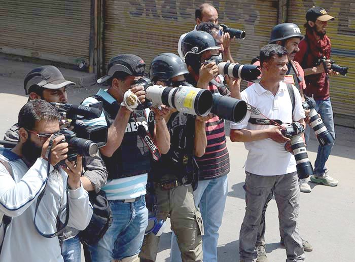 Photojournalism in Kashmir — the way I see it