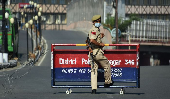 Strict restrictions in Kashmir mark first anniversary of Article 370 abrogation
