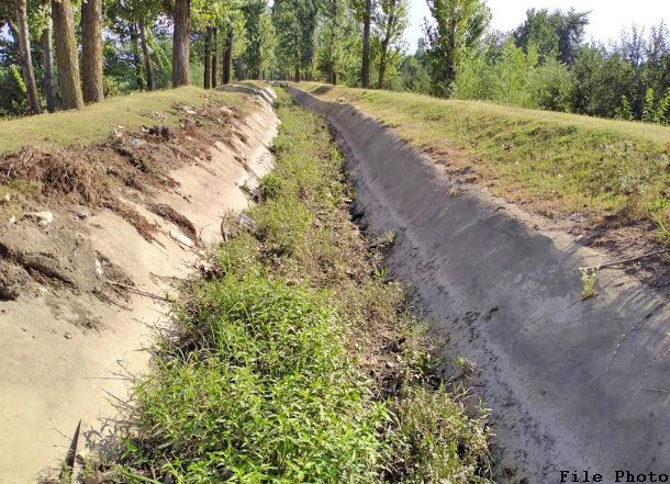 Safnagri villagers seek immediate repair of irrigation canal to save dying orchards